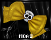 ~Yellow Head Bow~