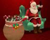 ~TQ~Santa Chair