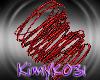 KMK-GothRedBangles L