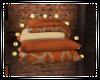 Autumn Rain Lit Pillows