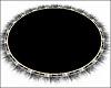 Round Black Rug Carpet