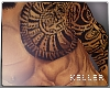 Keller - Body Tattoo