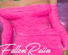 Pink Ripped Dress