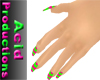 !A~ Toxic/Poison Nails