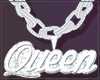 Diamond Queen Necklace