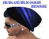 JB/BLUE/BLK/HAIR/BENNIE