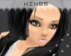 'wings barbra black