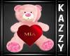 }KC{ Mia Bear