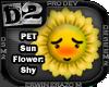 [D2] Sunflower: Shy