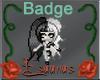 Dark Gemini Badge