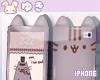 Kawaii Pusheen Phone
