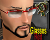 !P!Glasses-RED