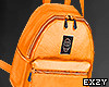 Little Backpack Orange