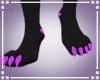 Toxic feet
