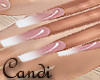 eFrench ombre nails