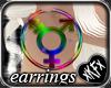 *KF* Trans Earrings V1