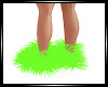 SLiME FUR BOOTS