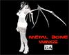 }DA{ Metal Bone Wings