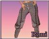 Fall Out Pants - Blush