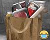 Panic Buying Groceries