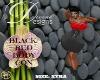 DD*BLACK RED BODYCON XBM