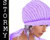 Purple Tobogain & Hair