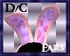 D/C Heart Bunny Ears