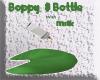 Boppy&Bottle (Only) Milk