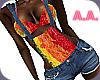 [AA] Love Outfit~Rainbow