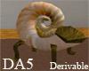 (A) Sea Shell Chair