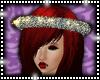 Rach*Silver Tinsel Crown