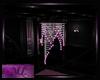 Shades of pink chandelie