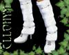 ~E- Winter Elf Fur Boots