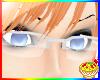 ~R~ Glasses white M