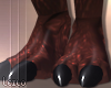 ! L! Jersey Devil Hooves