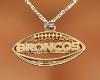 (Sp)Broncos Necklace(M)