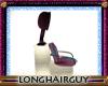Salon Dryer Chair