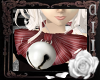 + Bell Ribbon Red +