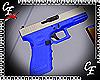 CE' Blue Glock