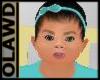 Baby Girl in Crib V1