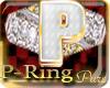 [Pp]P letter ring