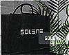 ≡ Solene Shopping Bag