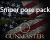 Sniper Pose Pack