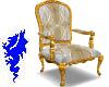 Gold n Pearl Chair