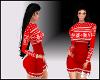 D- Knit Red XXL
