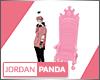 Pink Pastel Throne