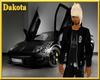 ~D~Badazz Racer Jacket