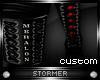 -S- Meralon Custom Boots