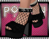 P( * Black Heels Glow