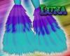 [L]Purple/AquaMysticShoe